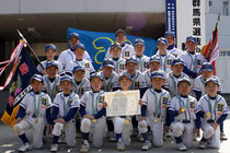 第37回県選抜学童軟式野球大会 優勝・リトル雄飛