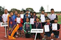 2012太田市小学校対抗リレー大会