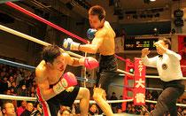 日本フェザー級王座決定戦(平成23年12月)