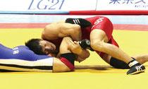 2011年天皇杯全日本レスリング