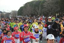 第43回藪塚本町地区元旦マラソン