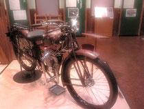 展示の一つ:ホンダC型