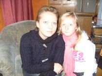 Fr.Ditzel und ihre Tochter