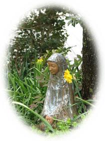 沈黙のマリア像