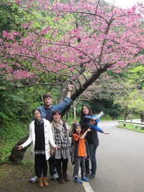 2012年2月に参加した留学生