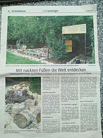 Lokalanzeiger VG Wonnegau vom 03.08.2017