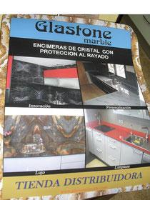 ENCIMERAS DE CRISTAL CON PROTECCION AL RAYADO