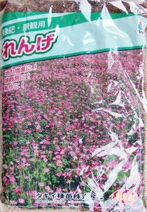 有機栽培の米作り れんげ種子