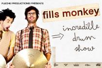 Les Fills Monkey le 28 novembre au nouveau  théâtre. Réservation : 05 49 20 30 14