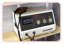 超短波治療器(おおにわ整骨院 入間市)