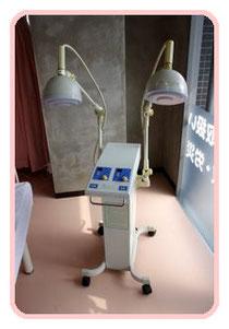 マイクロ波治療器(おおにわ整骨院 入間市)