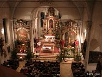 Mette 2012, Pfarrkirche Waizenkirchen