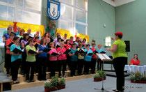 """Kienzlchor Waizenkirchen: """"Ein tierisches Konzert""""  am 8. Juni 2013 im Saal der HS Waizenkirchen"""