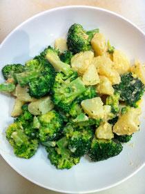ブロッコリー ジャガイモ レシピ
