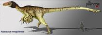 Bild eines Adasaurus
