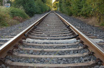 Es fährt kein Zug nach nirgendwo - aber ein Wahlmobil nach irgendwo!