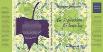 frau jenson, Buchumschlag, Entwurf, Wilhelm Genazino, 'Ein Regenschirm für diesen Tag'