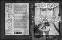 frau jenson, Buchumschlag, Entwurf, Samuel Beckett, 'Endspiel'