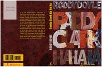 frau jenson, Buchumschlag, Entwurf, Rowdy Doyle, 'Paddy Clark HaHaHa'