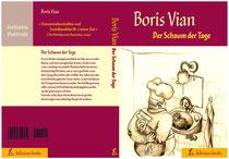 frau jenson, Buchumschlag, Entwurf, Boris Vian, Der Schaum der Tage