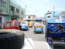 éviter les taxis motos