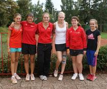 Die jungen Damen der Juniorinnen U18-2 errangen souverän im letzten Spiel einen 14:0-Sieg und damit die Meisterschaft in der B-Klasse. Herzlichen Glückwunsch !