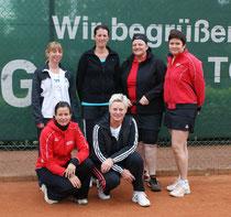 Die Damen 40 sicherten sich in dieser Saison den zweiten Platz. Glückwunsch !