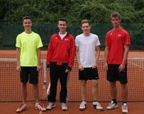 Die Jungs der Junioren U18-2.