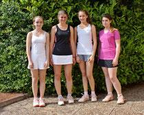 Gleich zwei Siege fuhren die Juniorinnen U15-1 am Wochenende ein - im Nachholspiel samstags und dann im Spiel sonntags