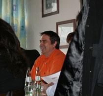 Als 1. Vorsitzender des TC Rot-Weiss Dillingen kann Patrick Gindorf mit seinen Vorstandskollegen und den Mitgliedern auf eines der erfolgreichsten Jahre in der 85jährigen Vereinsgeschichte blicken