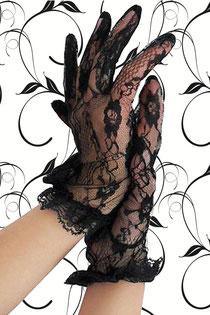 Spitzen-Handschuhe kurz