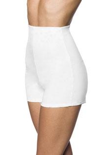 High Waist Shorts Weiss
