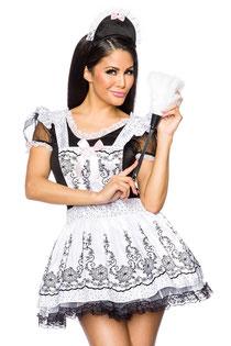 Dienstmädchen-Kostüm 3