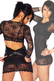 Longshirt-Kleid
