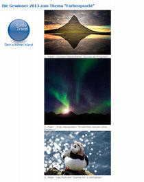 Katla-Travel Fotowettbewerb