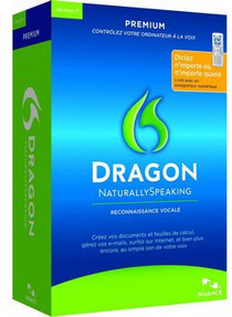 Dragon Naturally Speaking Somdys Accueil