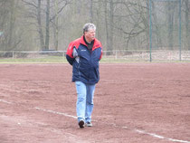 Adler Trainer Willi Conrads