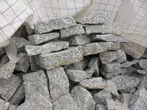 Mauersteine aus Polen