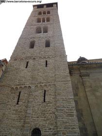 средневековый бик, колокольня кафедрального собора, экскурсии из барселоны