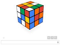 Doodle del cubo de Rubik. Imagen propia.