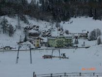 Inverno al Passo di Resia in Val Venosta - Trentino Alto Adige