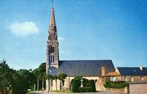 Eglise de Saint-Paul-Aux-Bois
