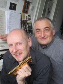 Jens Bunge und Andreas Hertel