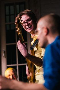 Joey Becker  Groove Jazz Fanatics live in concert Idstein 2015