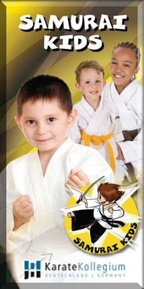 Samurai Kids 6-9 Jahre