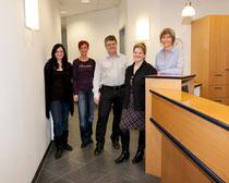 Team der Zahnarzt-Praxis Wurster, Nürtingen
