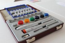 Farbpunkturset nach P. Mandel