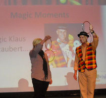 Magic Klaus Bühnenshow