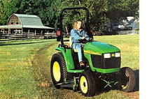 PHOTO COURTESY JOHN DEERE