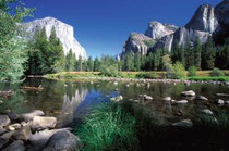 Yosemite National Park PHOTO: LOWELL SIMON/DAVID LIEBMAN